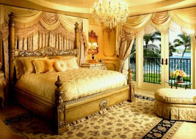 Exclusive Royal Hotel Bedroom Design.