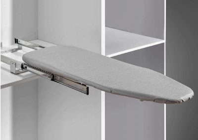 Ironing Board Pull Out Solution.