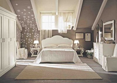 Light Furniture & Bedroom Design.