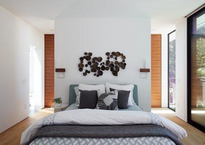 Modern Bedroom Decor Design.