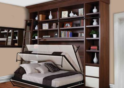 Storage Bed Space Solution.