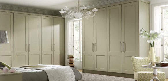 Dakar Double Panel Bedroom Suite.