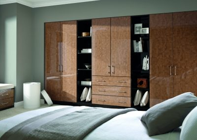 Copper CP Bedroom Suite.