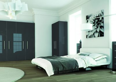 Metallic Anthracite Suite.