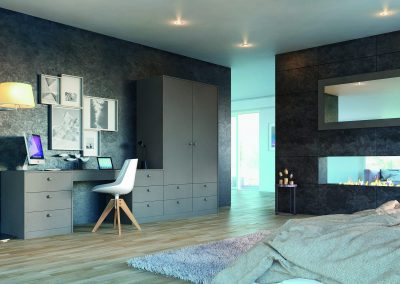 Metallic Basalt Suite.