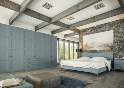 Dove Grey Bedroom Suite In 18mm.