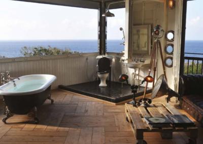 Bathroom By The Sea.