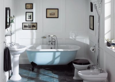 C Collection Bathroom Design.