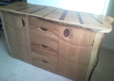 Commission Sayer Dresser.