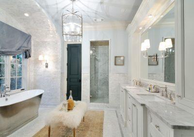 Ladies Master Bathroom Design.