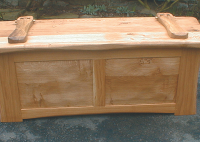 Oak Or Sycamore Chest Commission.