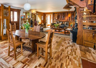 Organic Timber Interior Inspiration In The Home.