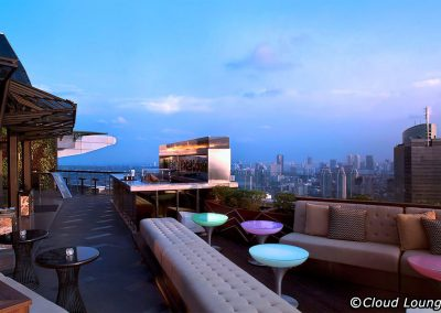 View Point Roof Top Bar Design.