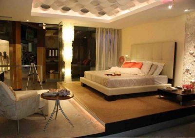 Chique Bedroom Pad Design.