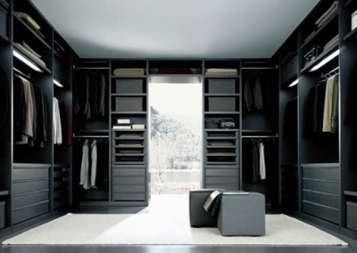 Dressing Gallery In Grey or Black