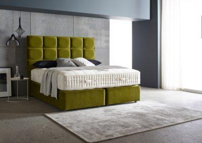 Royal Moss Bed.