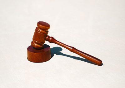 Legal Determination & Decisions.