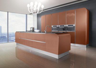 City Copper Kitchen Project.